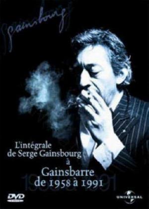 De Serge Gainsbourg à Gainsbarre de 1958 - 1991