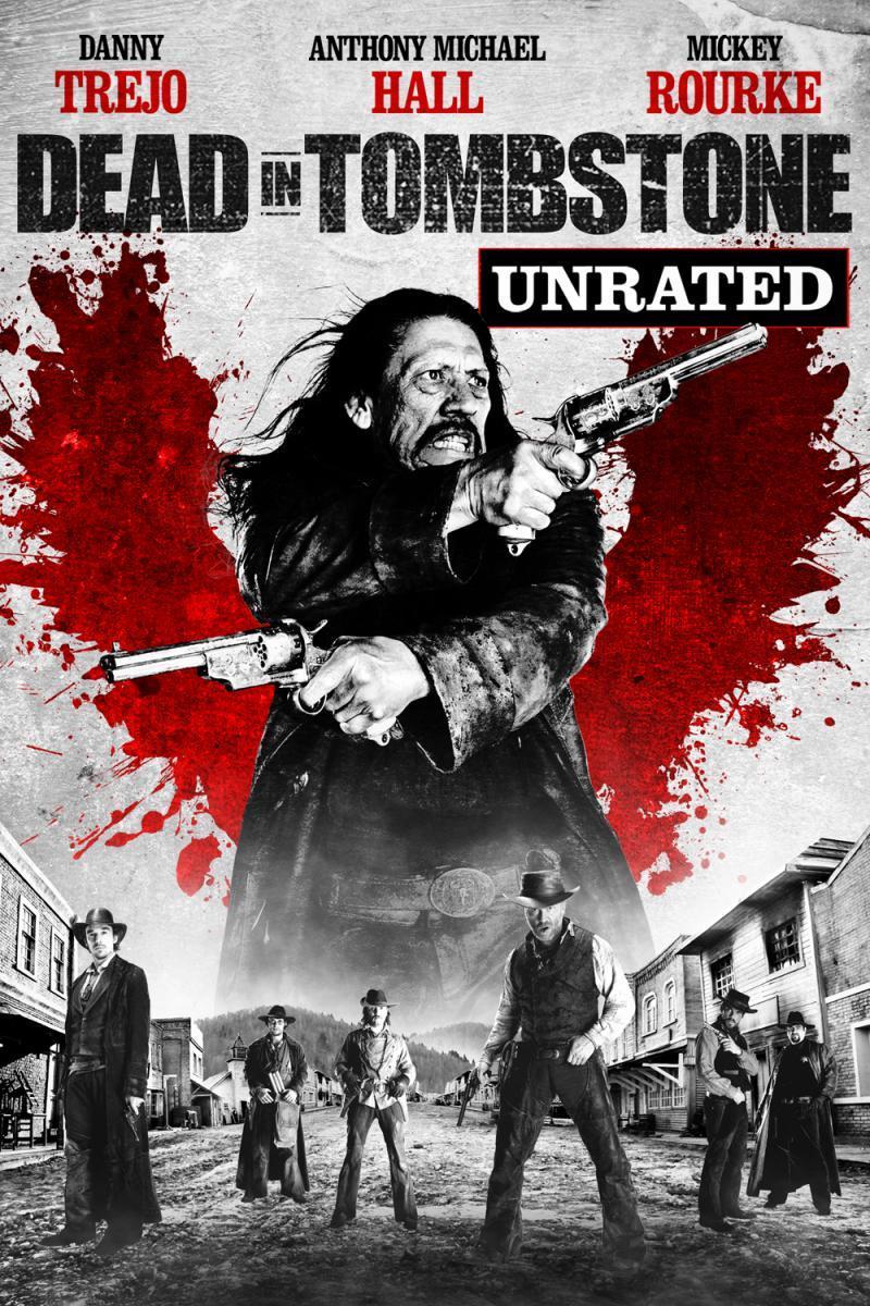 Muerte en Tombstone 2 (2017) [BRRip 720p] [Latino] [1 Link] [MEGA]