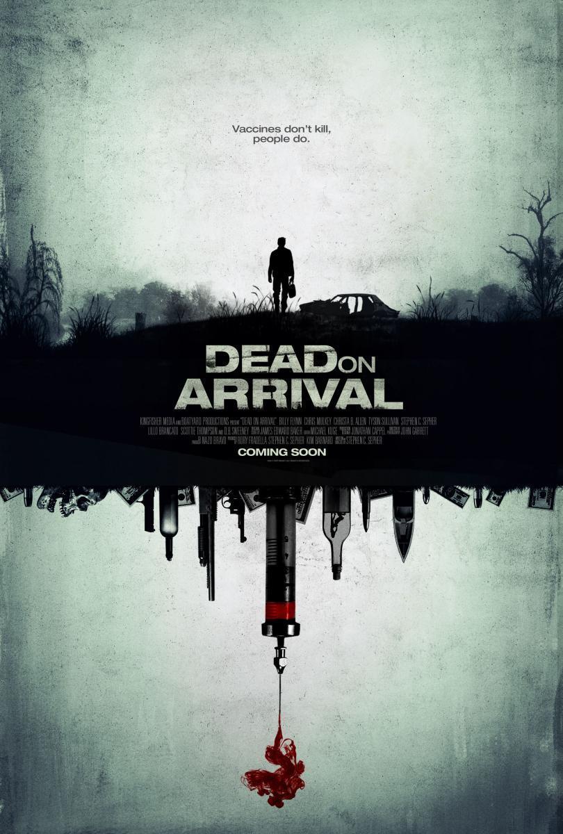 dead on arrival 2017 filmaffinity