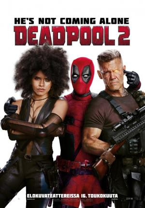 Deadpool 2 (2018) [BRRip] [1080p] [Full HD] [Latino] [1 Link] [MEGA]