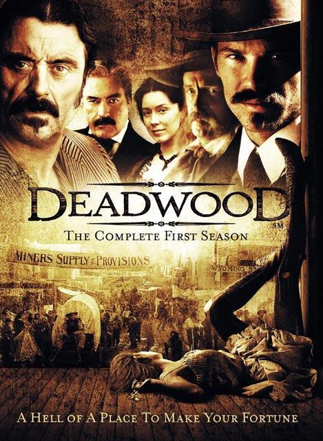 Deadwood TV Series, [2004][Dual Latino][720p][GD] (Array)