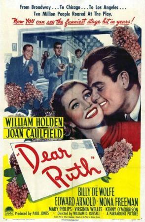 Querida Ruth