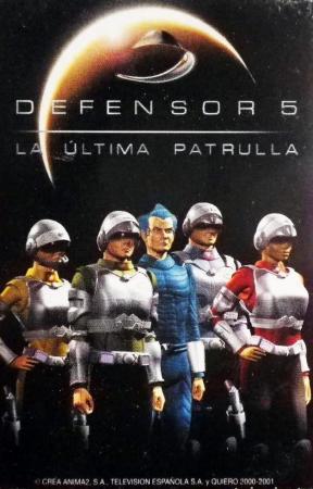 Defensor 5, la última patrulla (Serie de TV)