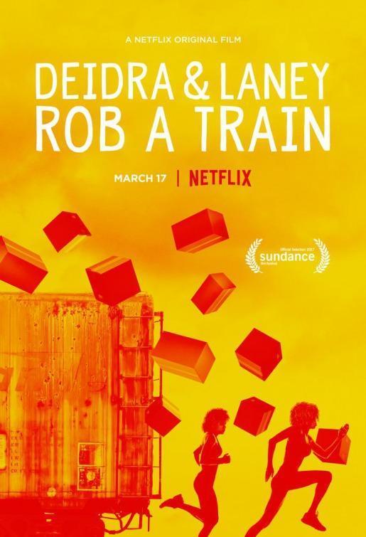 Deidra y Laney asaltan un tren (2017) HD Latino MEGA