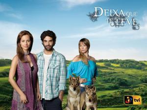 Deixa Que Te Leve (Serie de TV)