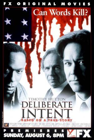 Deliberate Intent (TV)