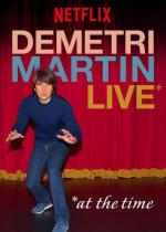 Demetri Martin: Live (At the Time) (TV)
