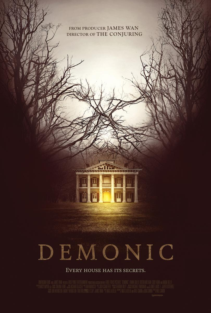 La casa del demonio [2015][Español Latino][1080p][MEGA]
