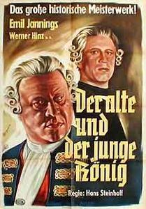 Der alte und der junge König - Friedrichs des Grossen Jugend