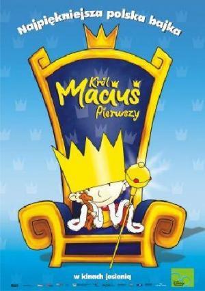 Macius, el pequeño gran rey (Serie de TV)