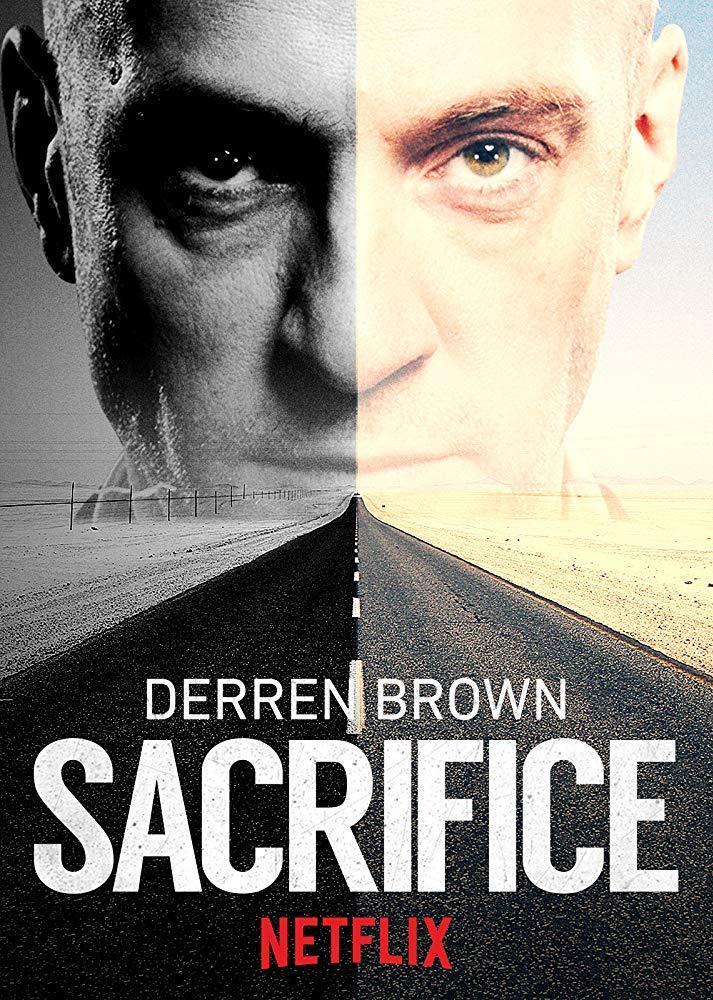 Derren Brown: Sacrifice (2018) 1080p Latino Gratis