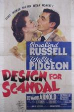 Design for Scandal