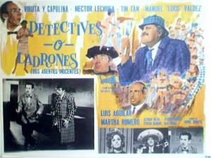Detectives o ladrones