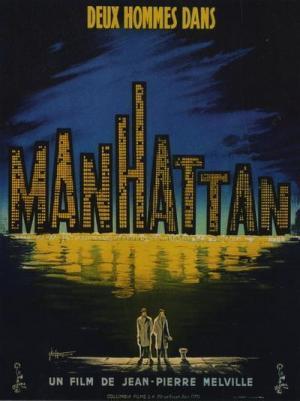 Two Men in Manhattan