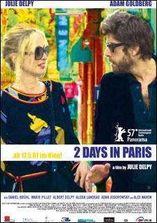 deux jours paris 2 days in paris 2007 filmaffinity. Black Bedroom Furniture Sets. Home Design Ideas