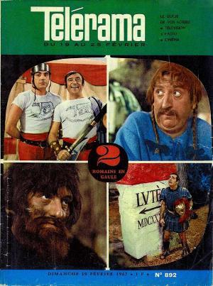 Deux romains en Gaule (TV)
