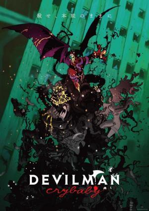 DEVILMAN crybaby (Serie de TV)