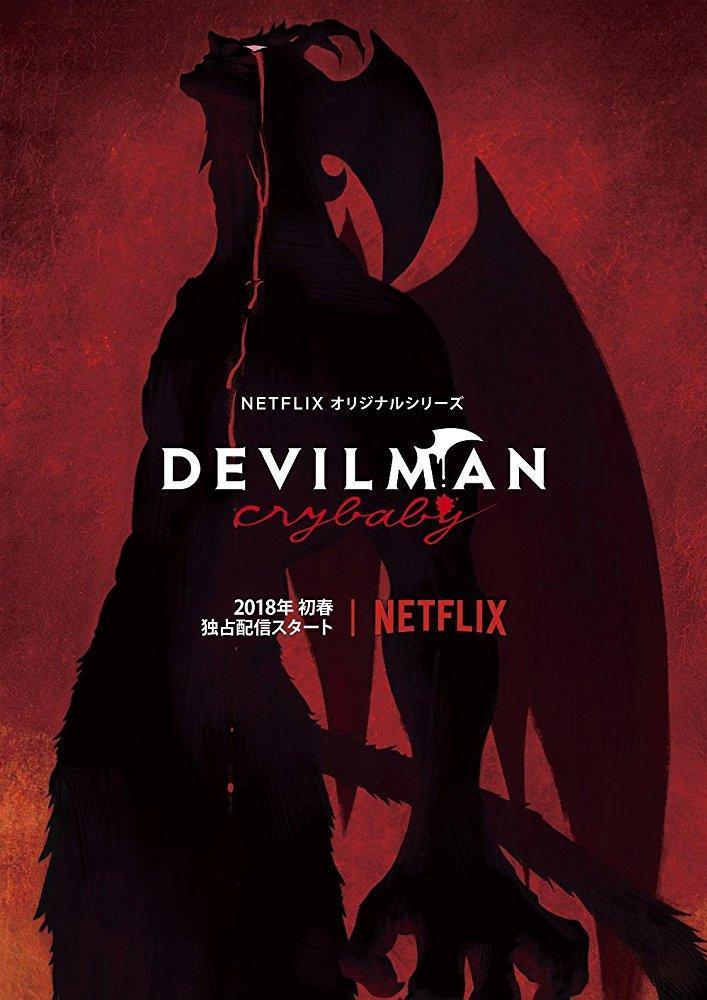 Devilman Crybaby (Serie de TV) (2018)[720p] [Jap, Sub Es] [MEGA]