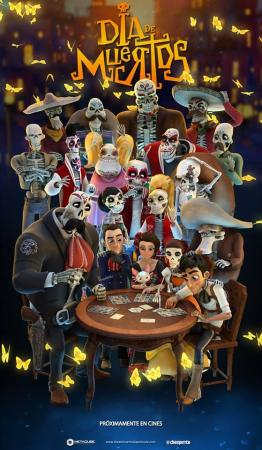 Día de Muertos, The Movie