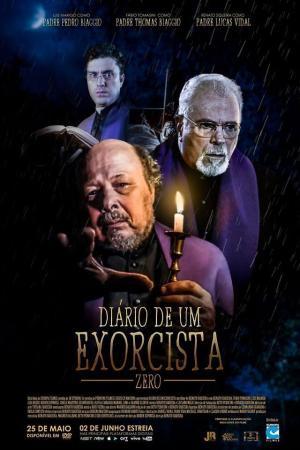 Diario de un exorcista - Cero
