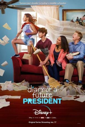 Diario de una futura presidenta (Serie de TV)