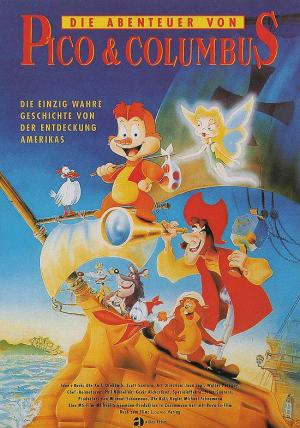 The Adventures of Pico and Columbus (The Magic Voyage)