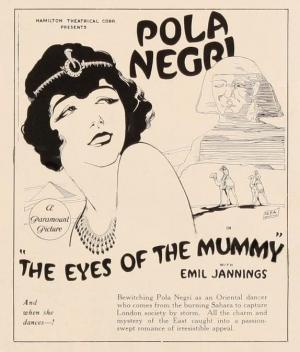 Eyes of the Mummy Ma (The Eyes of the Mummy)