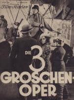 Die Dreigroschenoper (Die 3groschenoper) (Die 3 Groschen-Oper)