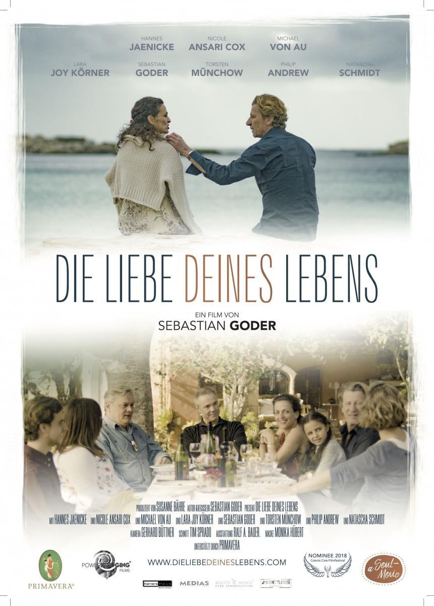 Die Liebe deines Lebens (2018) - FilmAffinity