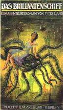 Las arañas, parte 2 (Las arañas 2: El barco de los brillantes)