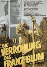 El embrutecimiento de Franz Blum