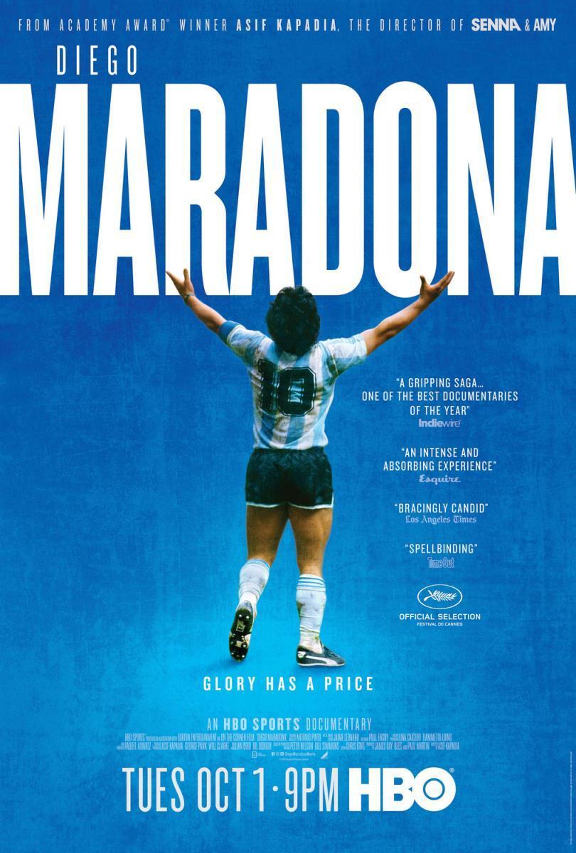 Diego Maradona [2019][Esp Latino][1080p][MEGA]