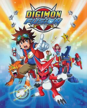 Digimon Fusion (Serie de TV)