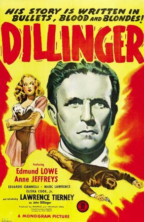 Dillinger, enemigo público nº 1