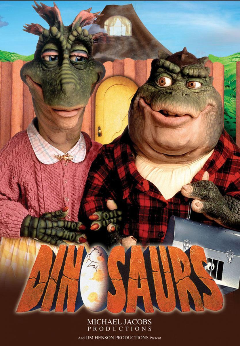 Dinosaurios serie de tv 1991 filmaffinity for Oficina de infiltrados serie filmaffinity