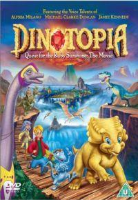 Dinotopia: En busca del rubí mágico