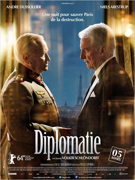 Diplomacia 2014 filmaffinity - La chambre des officiers resume complet ...