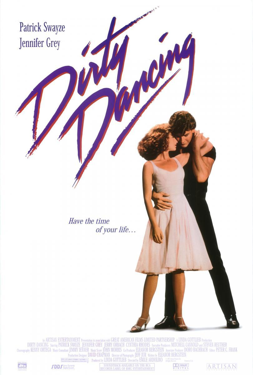Dirty dancing 1987 filmaffinity - Pelicula dirty dancing ...