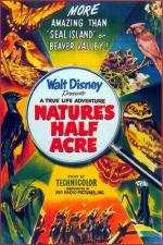 Disney's A True-Life Adventure: Nature's Half Acre