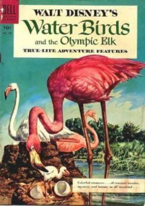 Disney's A True-Life Adventure: Water Birds