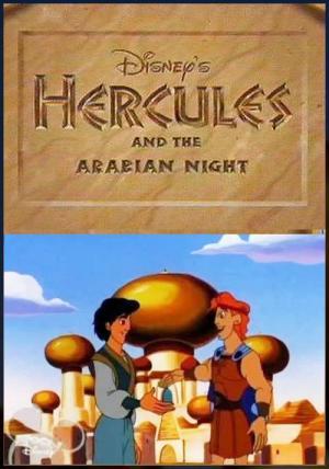 Disney's Hercules and the Arabian Night (TV) (TV)