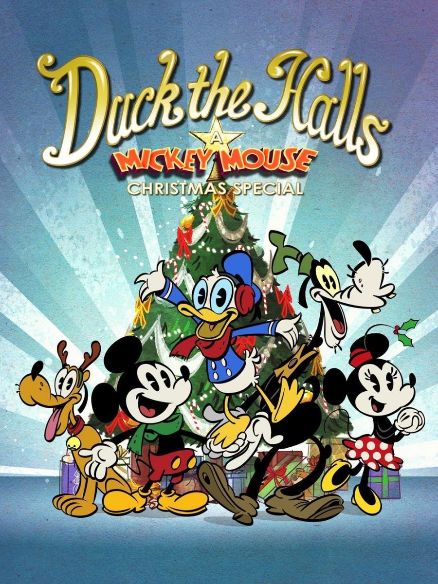 disneys mickey mouse duck the halls a mickey mouse christmas special s
