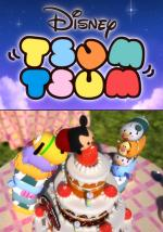 Tsum Tsum - Mission: Cake Decoration (C)