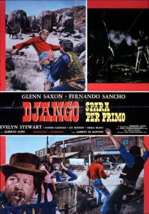 Yo soy Trinidad (Django dispara primero)