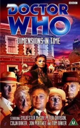 Doctor Who: Dimensions in Time (TV) (C)