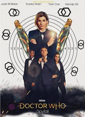Doctor Who: Spyfall: Part Two (TV)