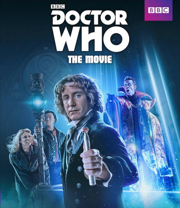 Doctor Who Film 1996 German