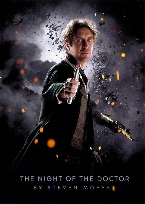Doctor Who: The Night of the Doctor (S) (2013) - FilmAffinity