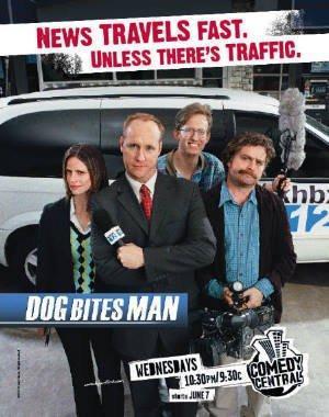 Dog Bites Man (Serie de TV)