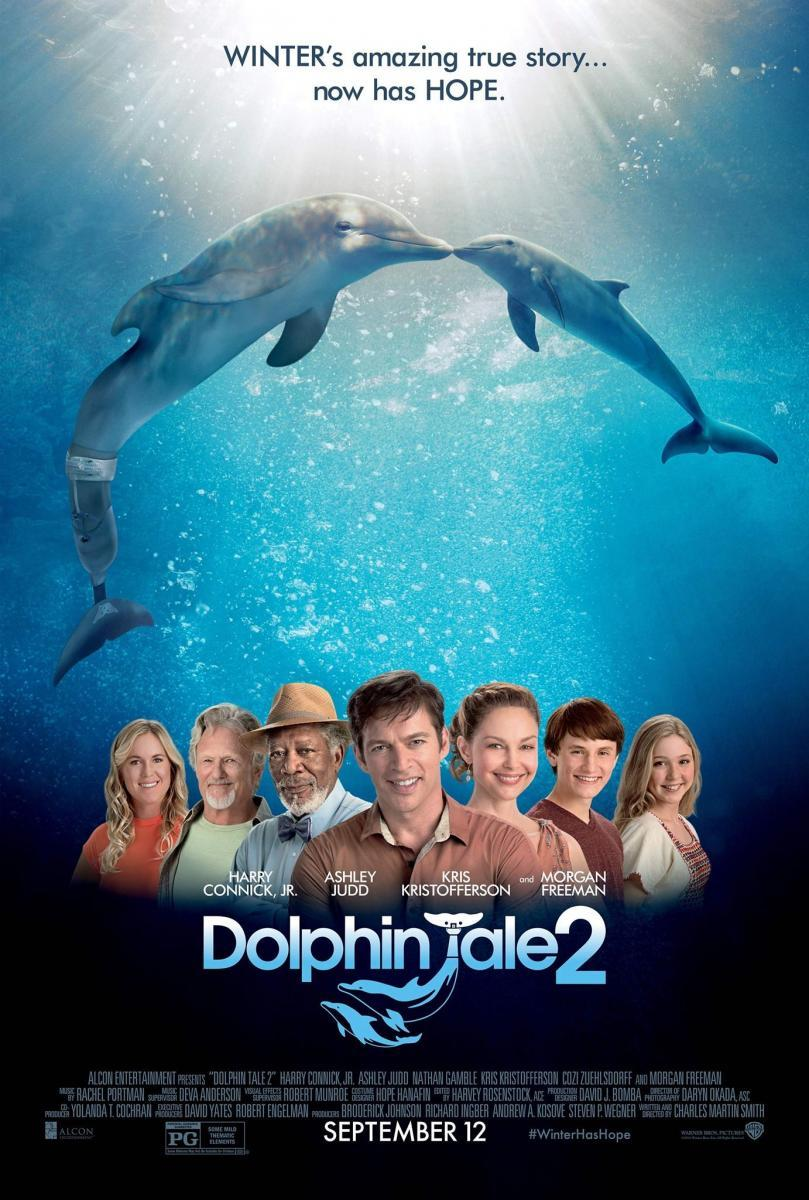 Winter – El delfín 2 (2014) [1080p] [Latino] [MEGA]